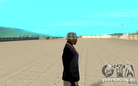 Броник скин 5 для GTA San Andreas второй скриншот