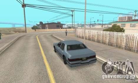 Садимся пассажиром в любую тачку для GTA San Andreas второй скриншот