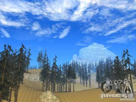 BM Timecyc v1.1 Real Sky для GTA San Andreas пятый скриншот