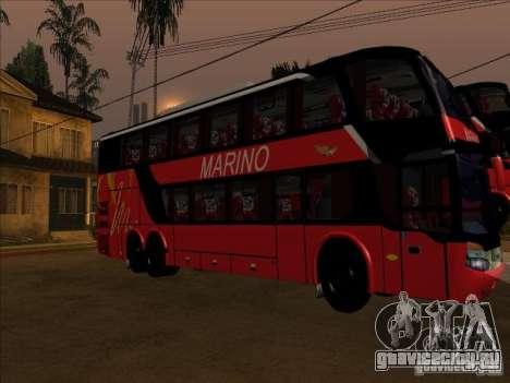 Setra S 417 HDI для GTA San Andreas