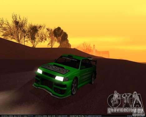 Новые винилы на Sultan для GTA San Andreas