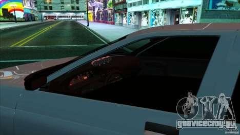 ВАЗ 2112 v0.1 для GTA San Andreas вид справа