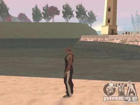 Выбор любой погоды для GTA San Andreas второй скриншот