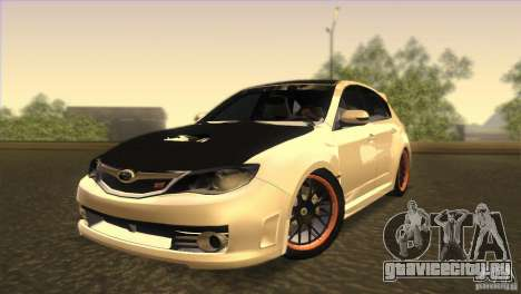Shine Reflection ENBSeries v1.0.1 для GTA San Andreas восьмой скриншот