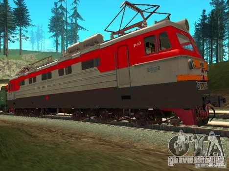 ВЛ60К 2364 РЖД для GTA San Andreas вид слева