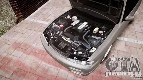 Nissan 200SX для GTA 4 вид изнутри