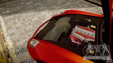 Ferrari 599 GTB для GTA 4 вид сзади