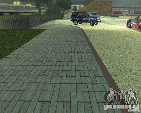 Новые дороги в San Fierro для GTA San Andreas третий скриншот