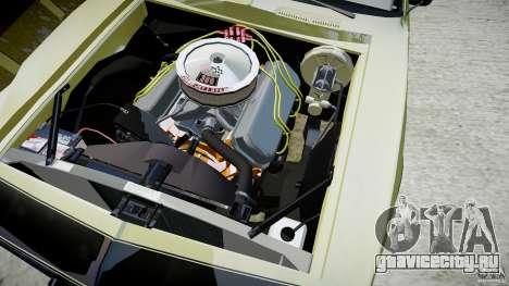 Chevrolet Camaro RS/SS 396 1968 для GTA 4 вид сбоку