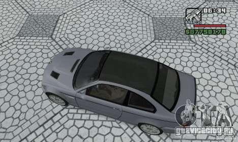 BMW M3 Tunable для GTA San Andreas вид справа