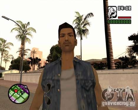 Томми для GTA San Andreas второй скриншот