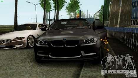 Overdose Effects v1.5 для GTA San Andreas третий скриншот