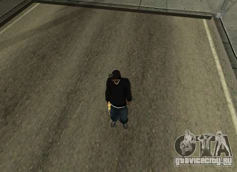 Ice Cube для GTA San Andreas третий скриншот