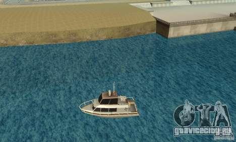 GTA VC Tropical View для GTA San Andreas вид слева
