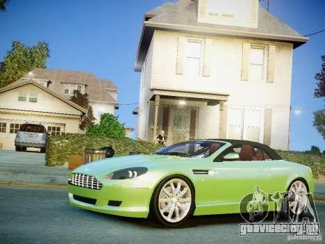 Aston Martin DB9 Volante v2.0 для GTA 4