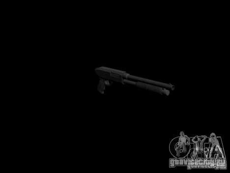 Оружие из GTA 4 для GTA San Andreas четвёртый скриншот