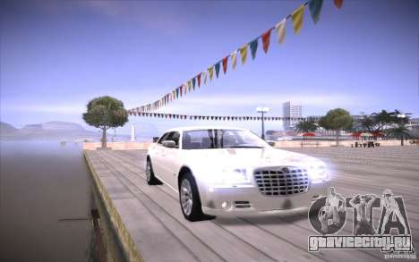 Мои настройки ENB v2 для GTA San Andreas шестой скриншот