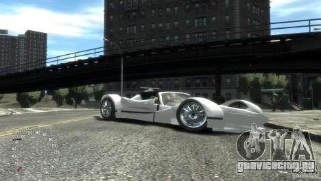 Ibis Formula GT для GTA 4 вид справа