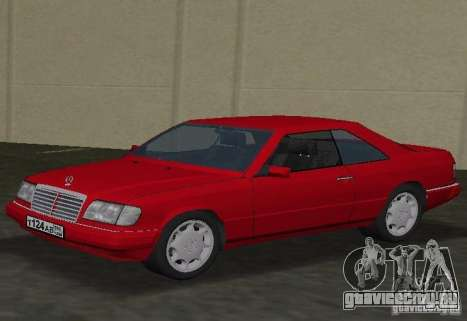 Mercedes-Benz E 320 (C124) для GTA Vice City