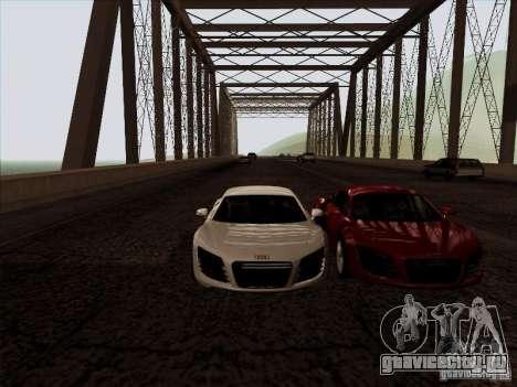 ENBSeries для GTA San Andreas восьмой скриншот