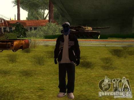 Crips для GTA San Andreas пятый скриншот