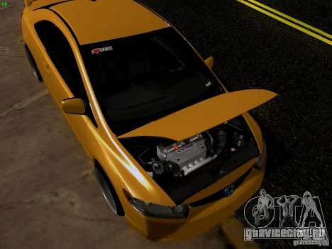 Honda Civic Si JDM для GTA San Andreas вид справа