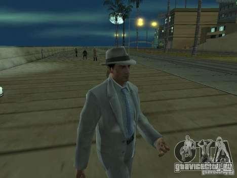 Вито Скаллета v1.5 для GTA San Andreas