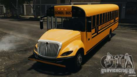 School Bus v1.5 для GTA 4