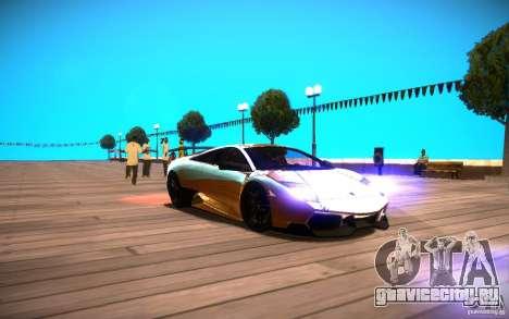 ENBSeries by Inno3D для GTA San Andreas четвёртый скриншот