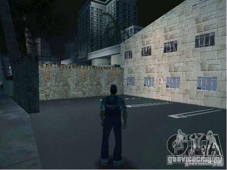 Новые текстуры Полицейского участка для GTA Vice City четвёртый скриншот