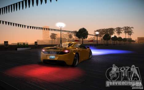 ENBSeries by Gasilovo v3 для GTA San Andreas второй скриншот