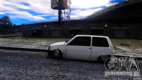 ВАЗ Ока 1111 для GTA 4 вид слева