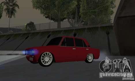 ВАЗ 2101 Рестайлинг для GTA San Andreas вид справа
