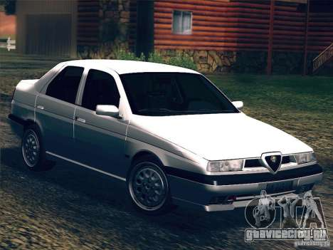 Alfa Romeo 155 1992 для GTA San Andreas