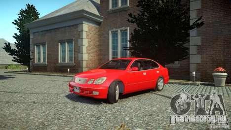 Toyota Aristo для GTA 4