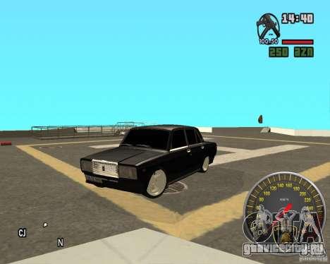 ВАЗ 2107 DuB для GTA San Andreas
