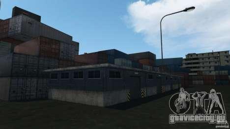 Tokyo Docks Drift для GTA 4 восьмой скриншот