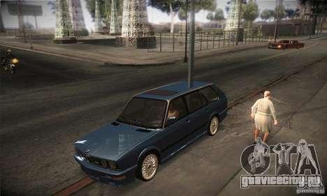 Неосязаемые столбы для GTA San Andreas второй скриншот