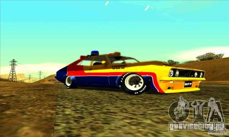 Ford Falcon 351 GT Interceptor Mad Max для GTA San Andreas