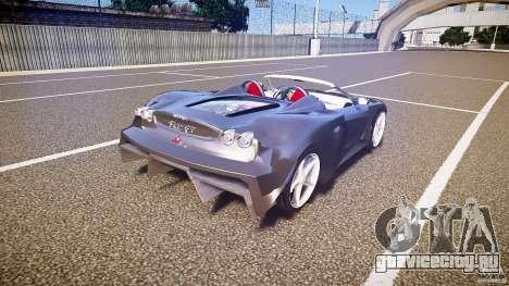Ferrari F430 Extreme Tuning для GTA 4 вид сверху