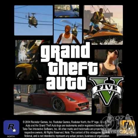 GTA 5 LoadScreens для GTA San Andreas четвёртый скриншот