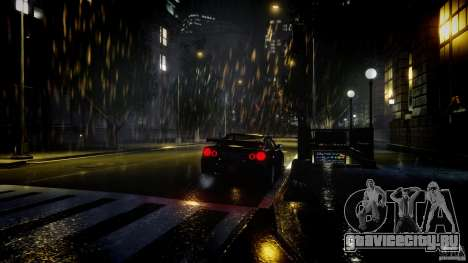 TRIColore ENBSeries By batter для GTA 4 одинадцатый скриншот