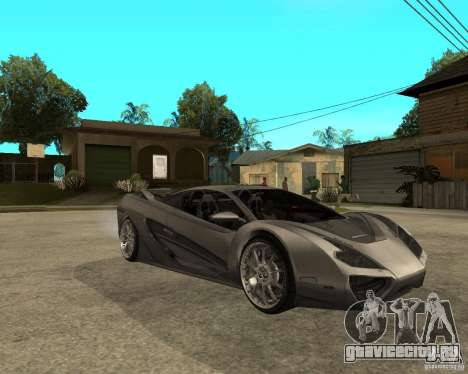 Nemixis для GTA San Andreas вид справа