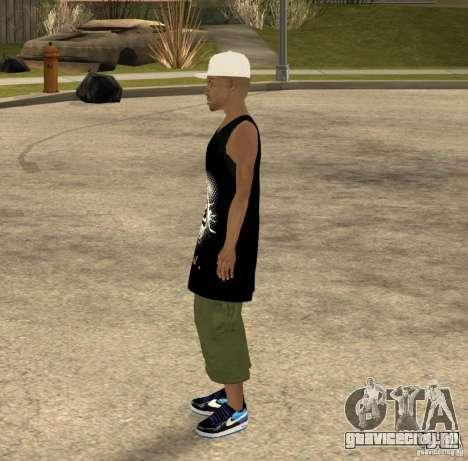 Cone Crew Skin для GTA San Andreas третий скриншот