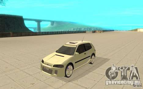 Honda Civic 1992 для GTA San Andreas