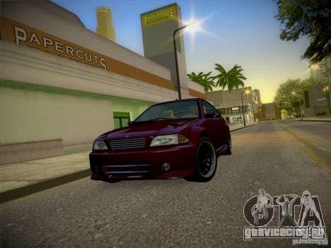 IG ENBSeries for low PC для GTA San Andreas третий скриншот