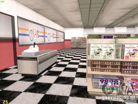 Secret 24-7 для GTA San Andreas второй скриншот