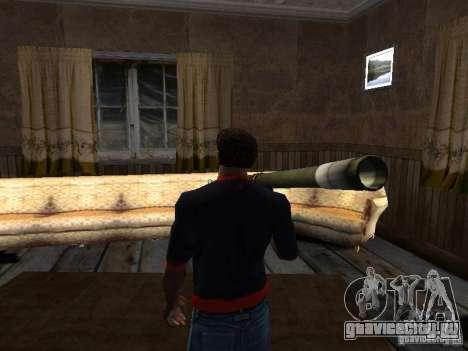 ПЗРК Игла 2 для GTA San Andreas третий скриншот