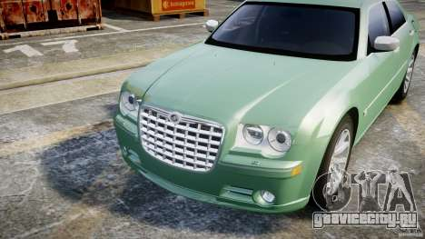 Chrysler 300C SRT8 Tuning для GTA 4 вид сбоку