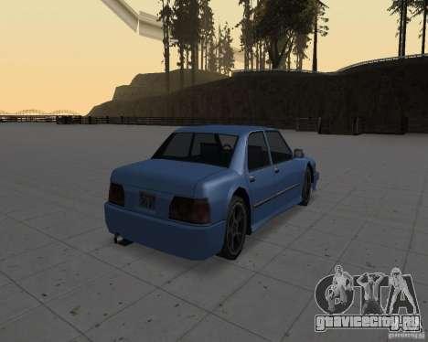 Машины без грязи для GTA San Andreas четвёртый скриншот
